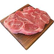 Central Market Grass Fed Natural Lamb Shoulder Chops