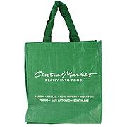 Central Market Green Shopping Bag