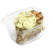 Central Market Grilled Chicken Breast W/ Hatch Lime Butter