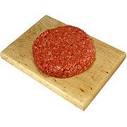 Central Market Ground Sirloin Beef Patty