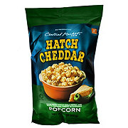 Central Market Hatch Cheddar Popcorn