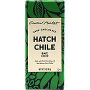 Central Market Hatch Chile Dark Chocolate Bar