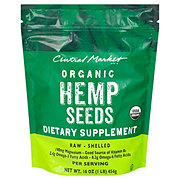 Central Market Hemp Seeds