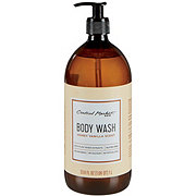 Central Market Honey Vanilla Body Wash