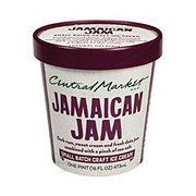 Central Market Jamaican Jam Ice Cream