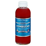 Central Market Kombucha Blueberry Ginger