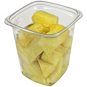 Central Market Large Pineapple Chunks