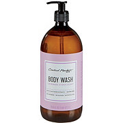 Central Market Lavender Citrus Body Wash