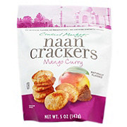 Central Market Mango Curry Naan Crackers