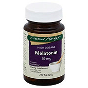 Central Market Melatonin 10MG