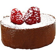 Central Market Mini Chocolate Raspberry Truffle Cake
