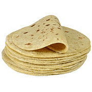 Central Market Mitad & Mitad Tortillas 10 count
