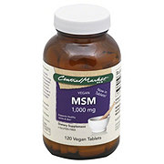 Central Market MSM 1000 mg Vegetarian Capsules