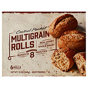 Central Market Multigrain Honey Rolls