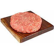 Central Market Natural Angus Beef Ground Sirloin Patty
