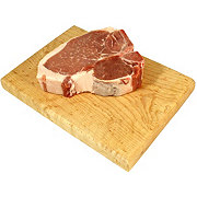 Central Market Natural Berkshire Pork Porterhouse Bone-in Loin Chop