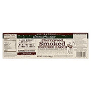 Central Market Natural Cherrywood Smoked Bacon