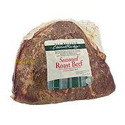 Central Market Natural Seasoned Roast Beef