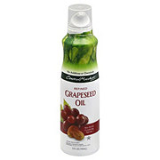 Central Market No-Stick Refined Grapeseed Oil Cooking Spray