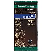 Central Market Organic 71%Cacao Dark Chocolate Bar