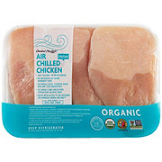 Central Market Organic Air Chilled Chicken Breast Cutlet
