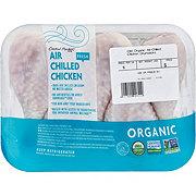 Central Market Organic Air Chilled Chicken Drumsticks