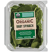 Central Market Organic Baby Spinach