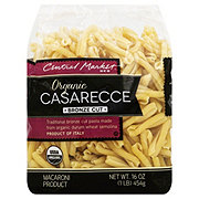 Central Market Organic Casarecce Bronze Cut Pasta