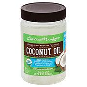 Central Market Organic Extra Virgin Unrefined Coconut Oil