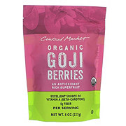 Central Market Organic Goji Berries