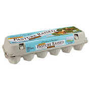 Central Market Organic Pasture Raised No Soy Large Brown Eggs