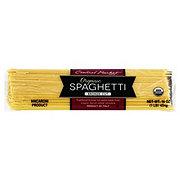 Central Market Organic Spaghetti Bronze Cut Pasta