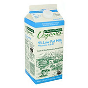 Central Market Organics 1% Low Fat Milk