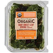 Central Market Organics Baby Sweet Leaf Spring Mix