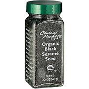 Central Market Organics Black Sesame Seed