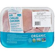 Central Market Organics Boneless Skinless Chicken Thighs