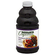 Central Market Organics Cranberry Grape Juice