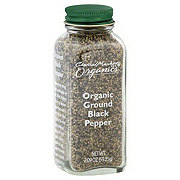 Central Market Organics Ground Black Pepper