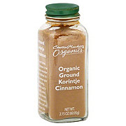 Central Market Organics Ground Korintje Cinnamon