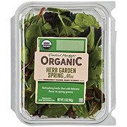Central Market Organics Herb Garden Spring Mix