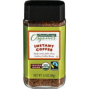Central Market Organics Instant Coffee