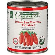 Central Market Organics Italian San Marzano Tomatoes