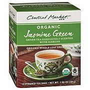 Central Market Organics Jasmine Green Tea