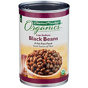 Central Market Organics Low Sodium Black Beans