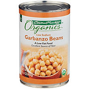 Central Market Organics Low Sodium Garbanzo Beans
