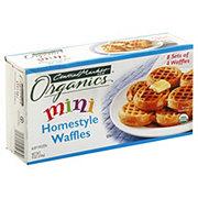 Central Market Organics Mini Homestyle Waffles