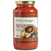 Central Market Organics Mushroom Pasta Sauce