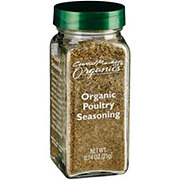 Central Market Organics Poultry Seasoning