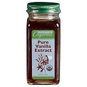 Central Market Organics Pure Vanilla Extract