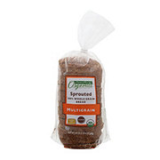 Central Market Organics Sprouted Multigrain Bread